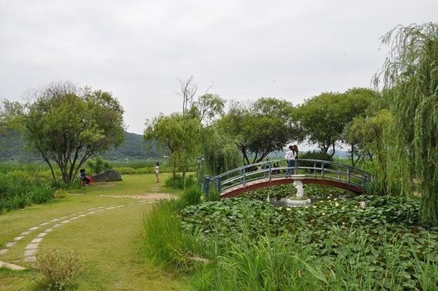 모네의 정원