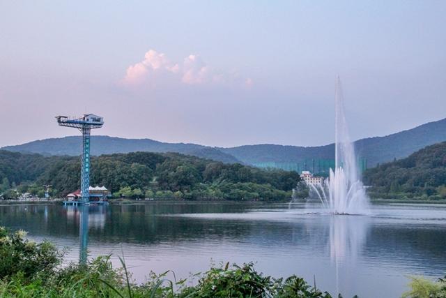 분당 율동공원 (2)