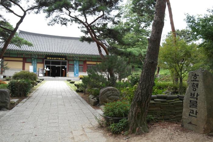 용주사 효행박물관