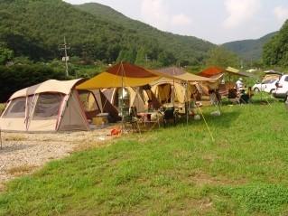 문수산오토캠핑장