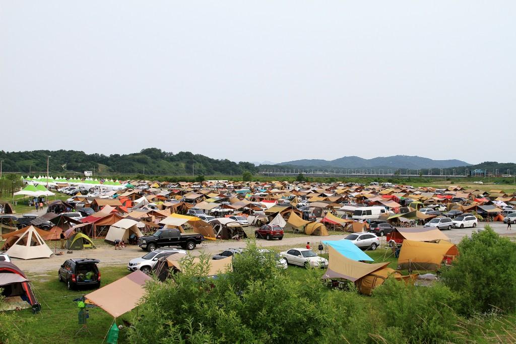 2014 평화누리 캠핑페스티벌
