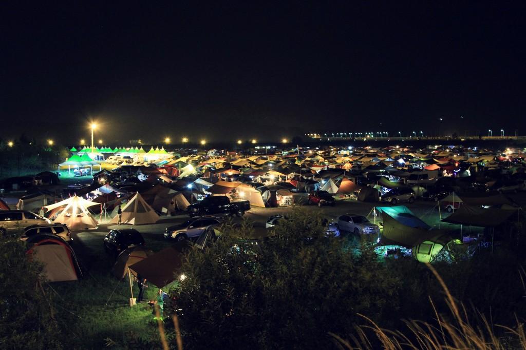 2014 평화누리 캠핑2