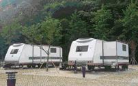 캠핑장 전경 사진
