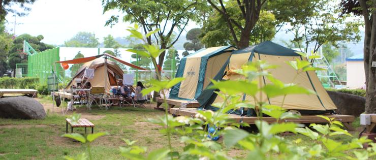 대명레저산업 양평 캠핑