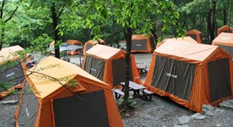 성남시 가족캠핑숲