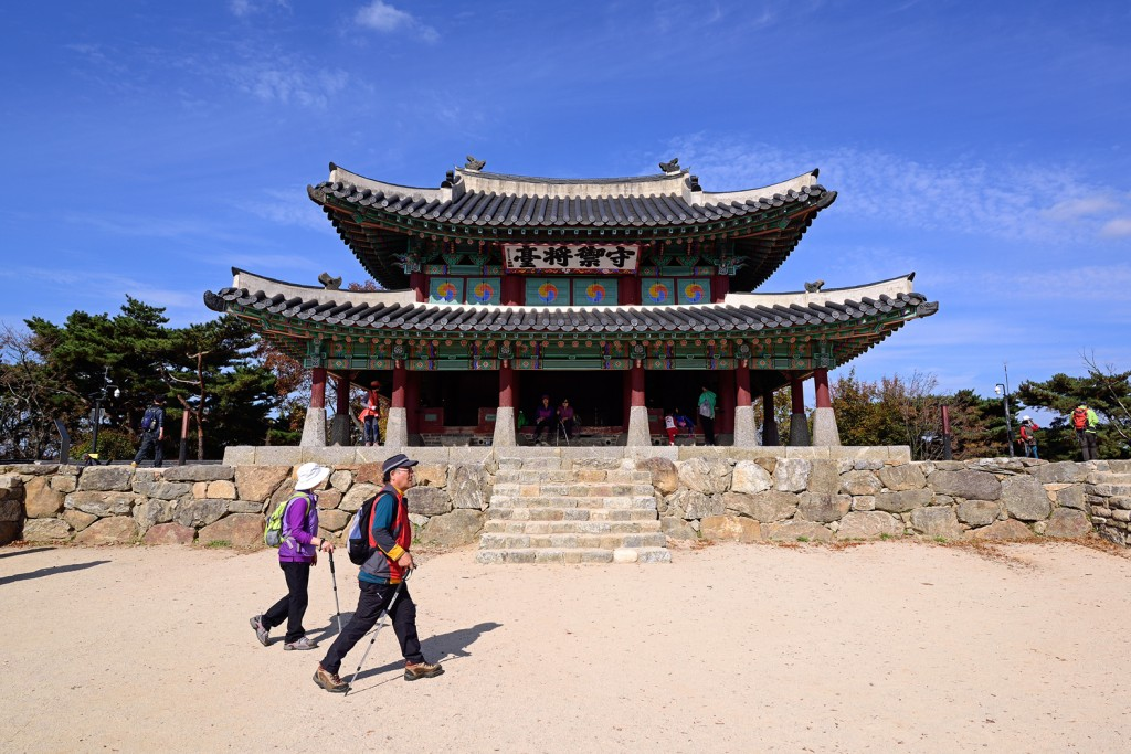 남한산성 2코스
