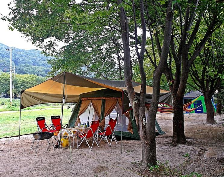 기산골캠핑장2