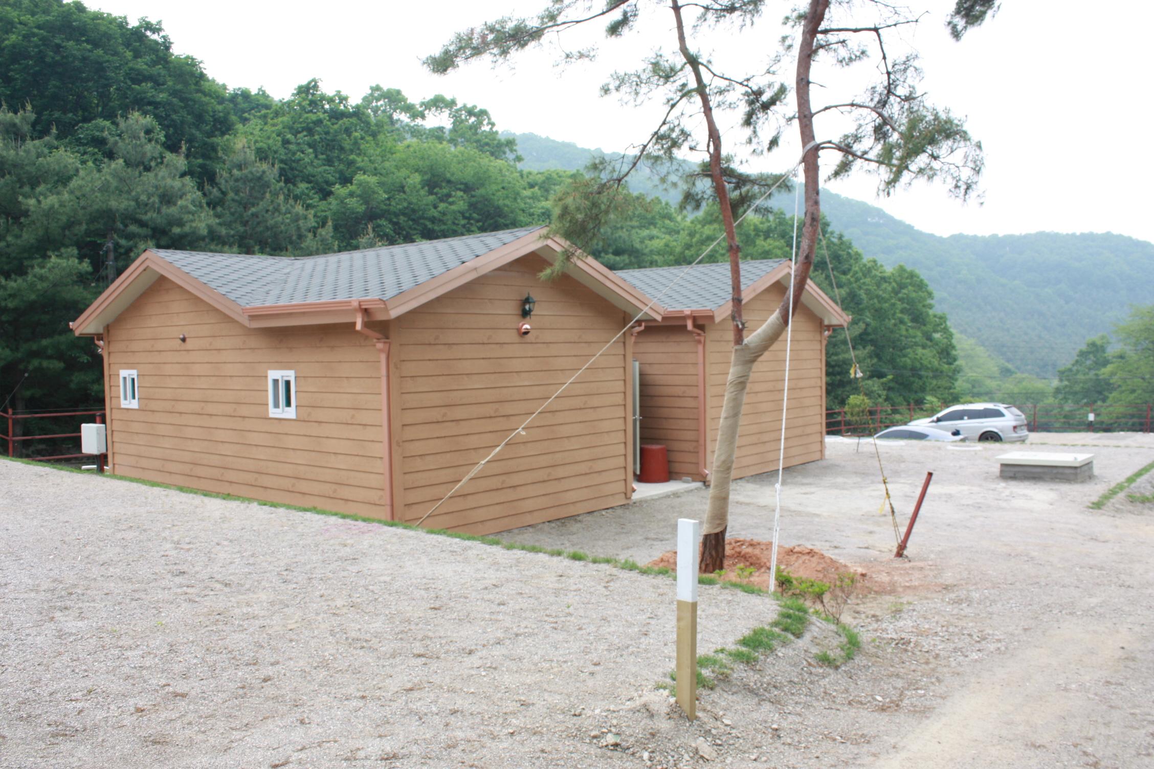 율곡 캠핑장