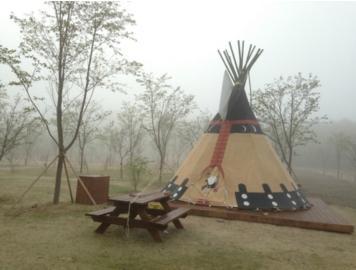 여주 인디언 캠핑장