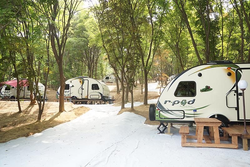 테르메덴숲속카라반