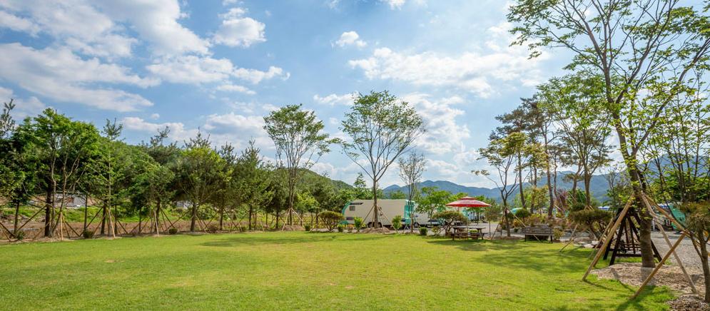 가평카라반캠핑농원