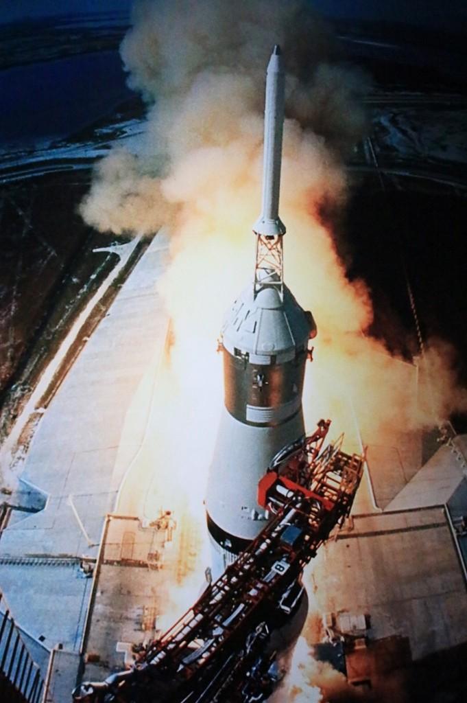 로켓발사사진