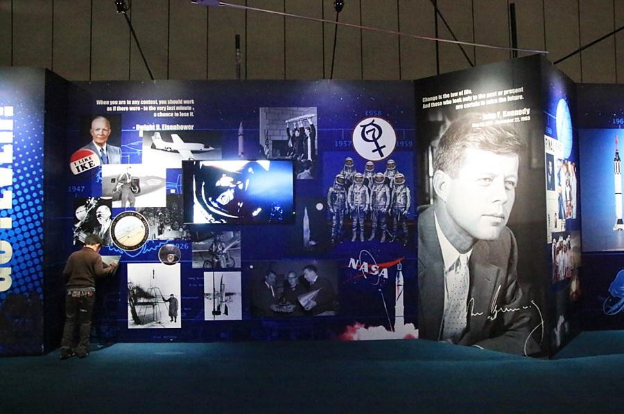 우주개발의 역사