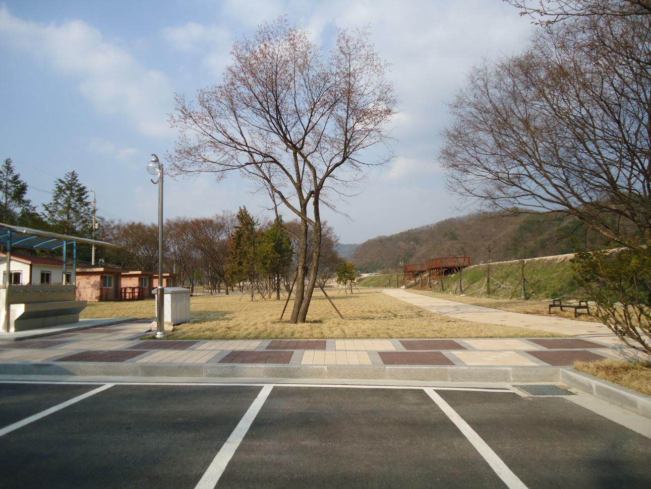 포천 이동 생태공원 캠핑장