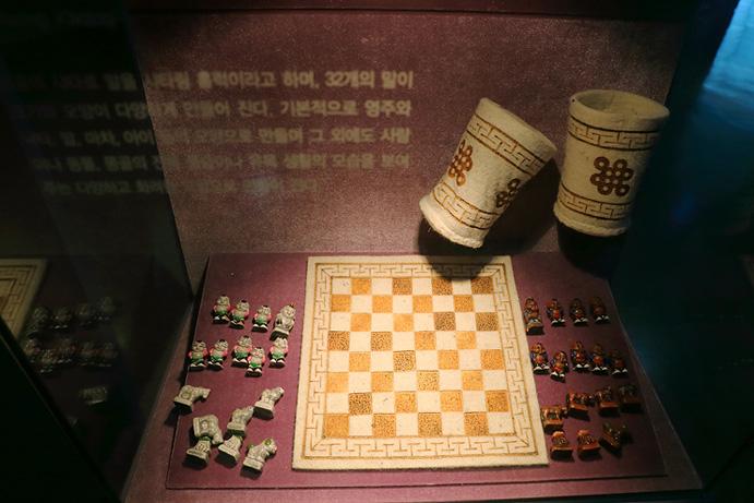 몽골의 전통 놀이 기구