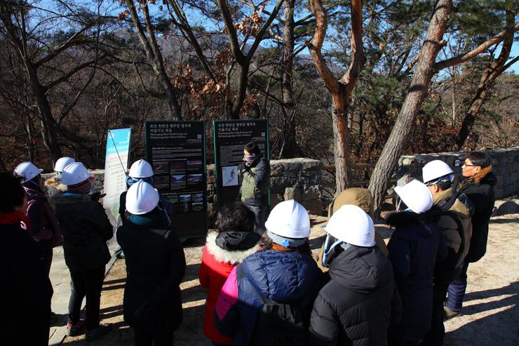 지질공원 방문자센터4