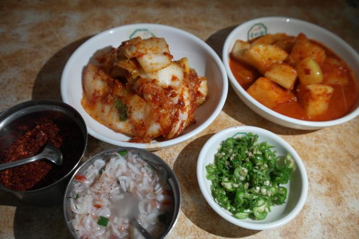 구리 숙아채콩나물국밥