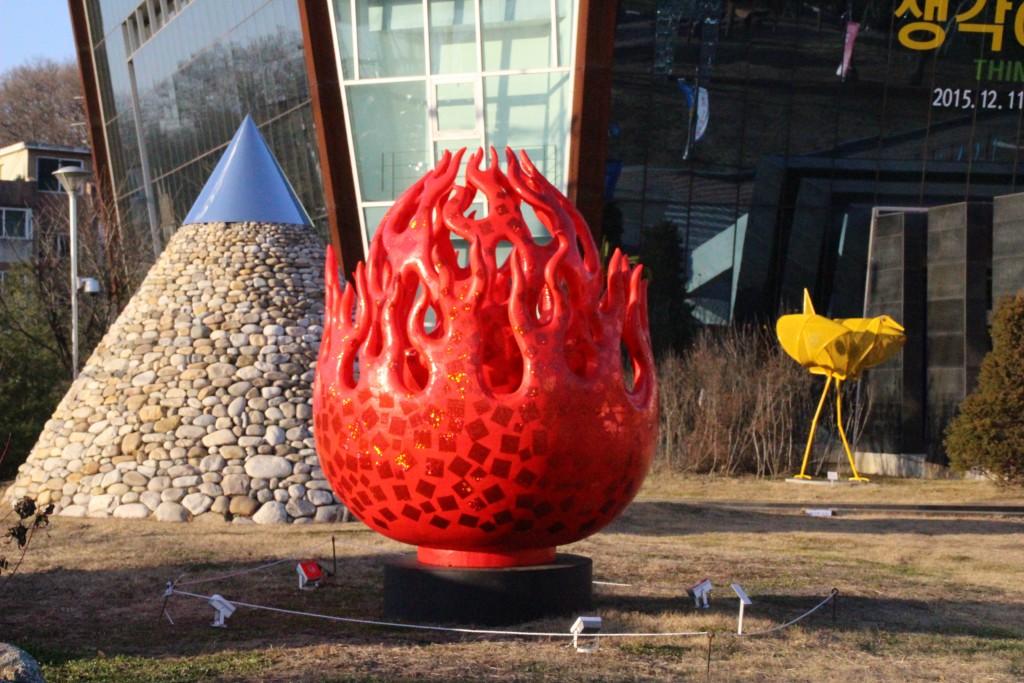 힐링캠프,양평군립미술관 104