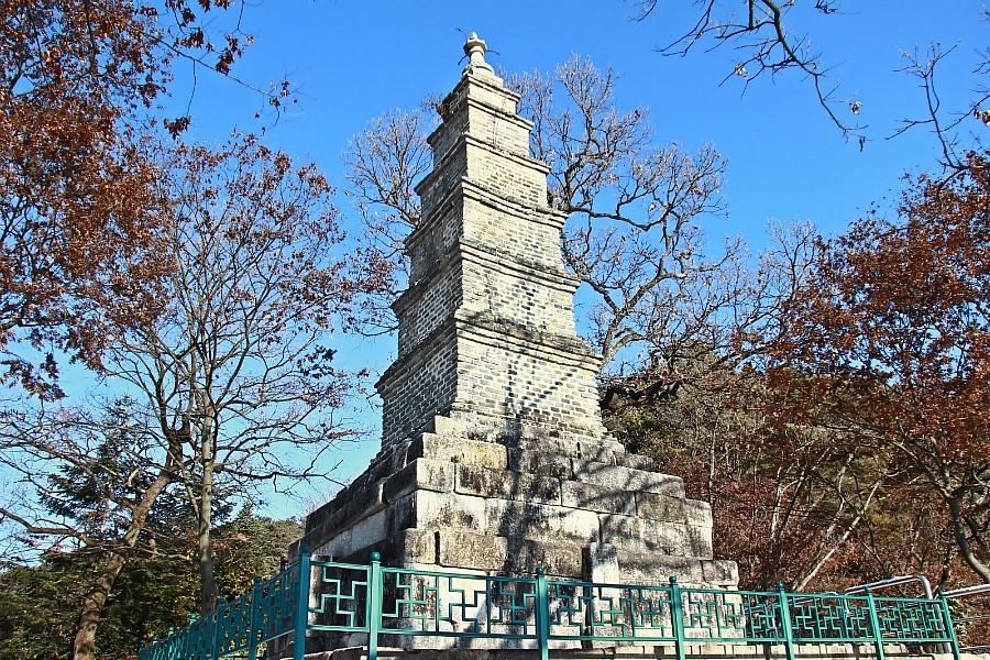 여주 가볼만한곳 신륵사의 다층전탑