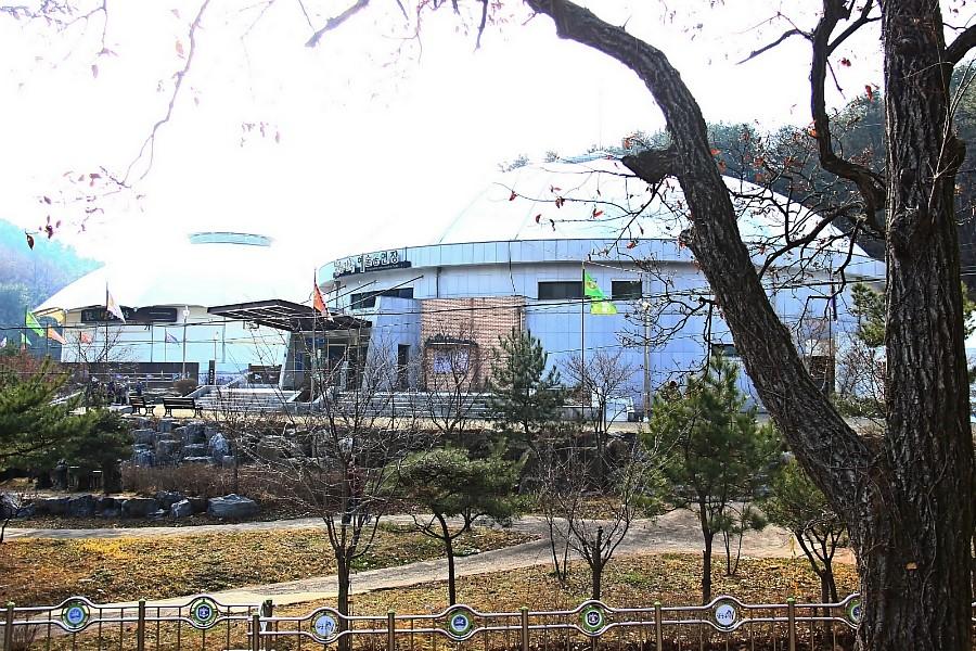 남양주 몽골문화촌 전경