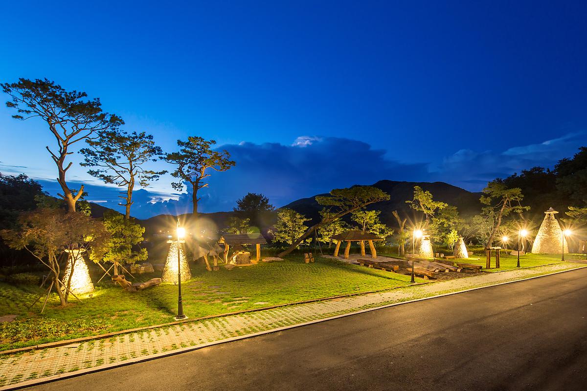 동화힐링캠프