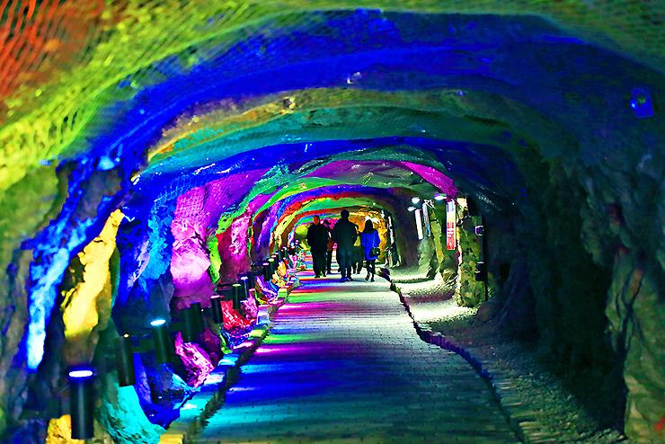 광명동굴 꽃길축제