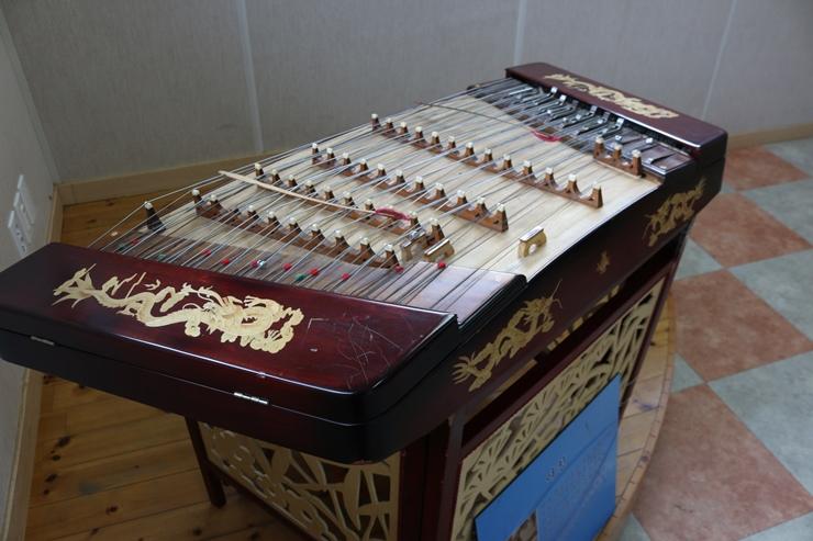 몽골 전통 악기