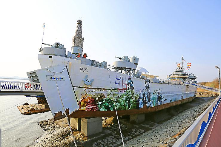 김포함상공원,김포여행