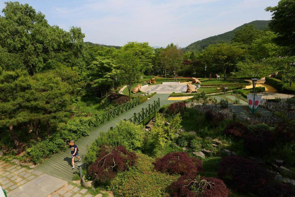 신구대학식물원