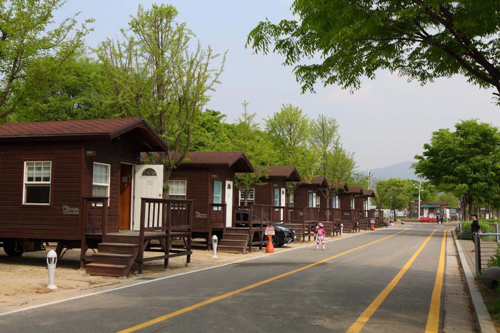 한탄강오토캠핑장