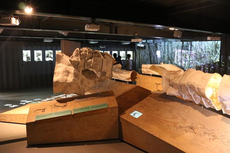 동굴의 모형