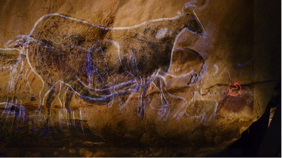 라스코 동굴벽화