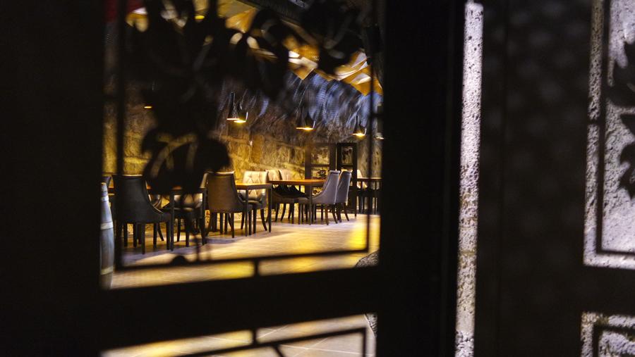와인전문 레스토랑