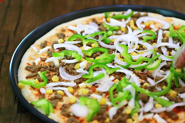 피자만들기