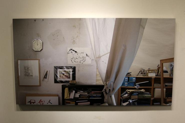 작업실 모습 사진