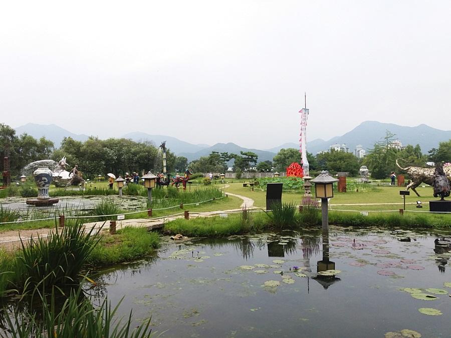 세미원 풍경