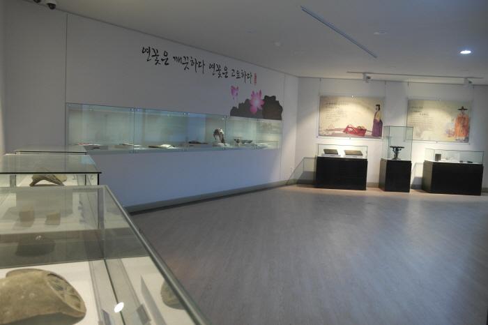 양평 세미원 연꽃 박물관