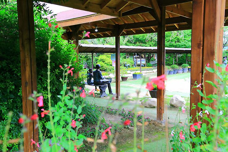 들꽃수목원