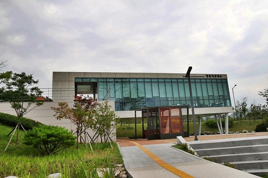 방문객휴게소 건물