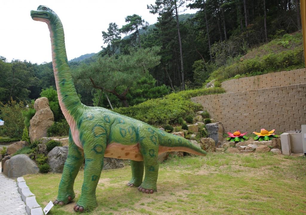 이천 공룡수목원