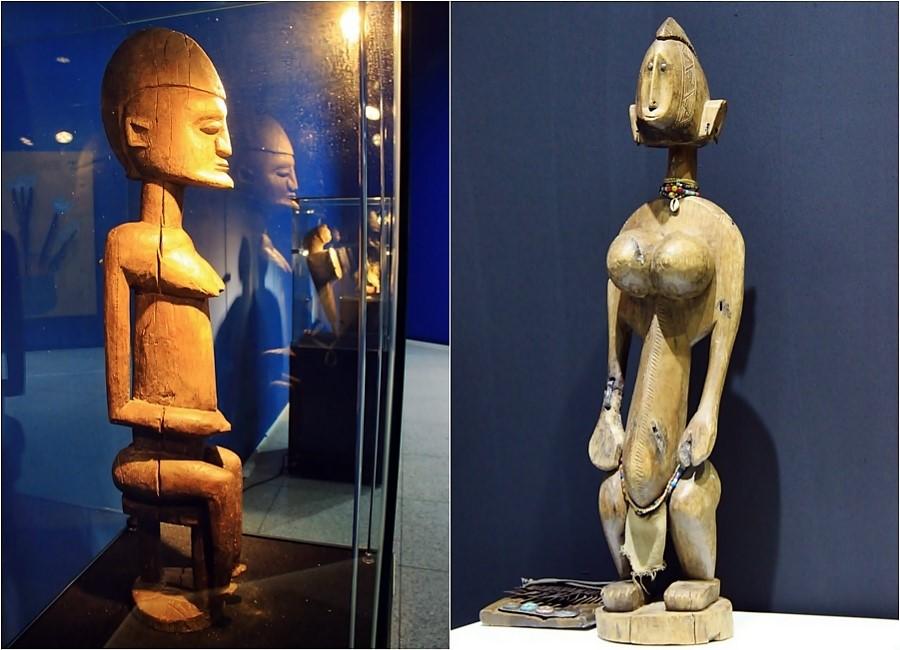 다산과 풍요를 상징하는 조각