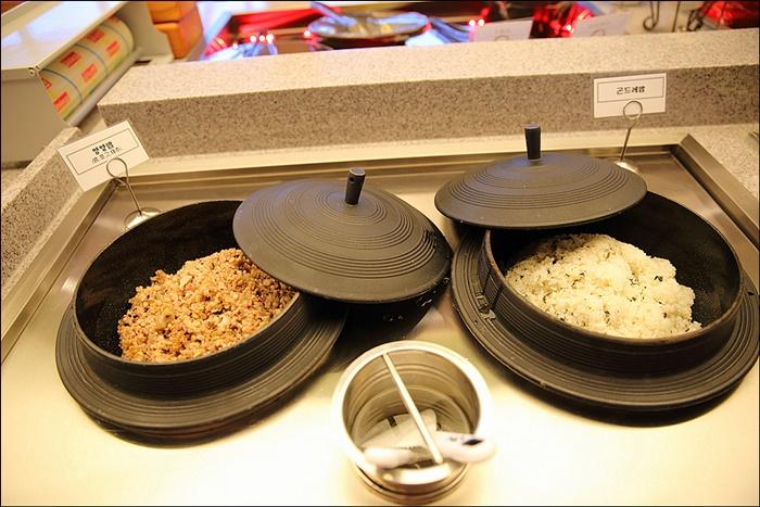 영양밥과 곤드레밥