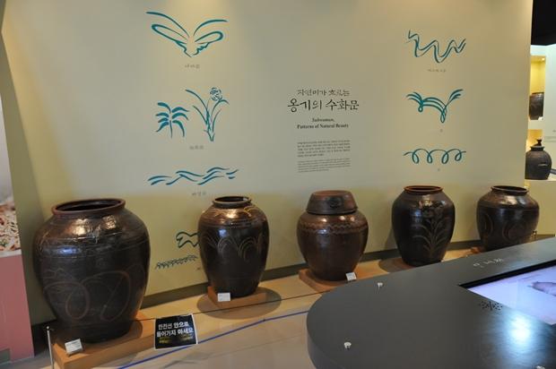 옹기의 수화문