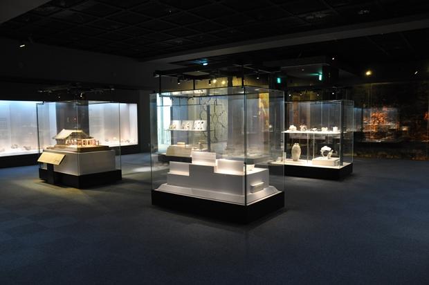 회암사 출토 유물 전시관