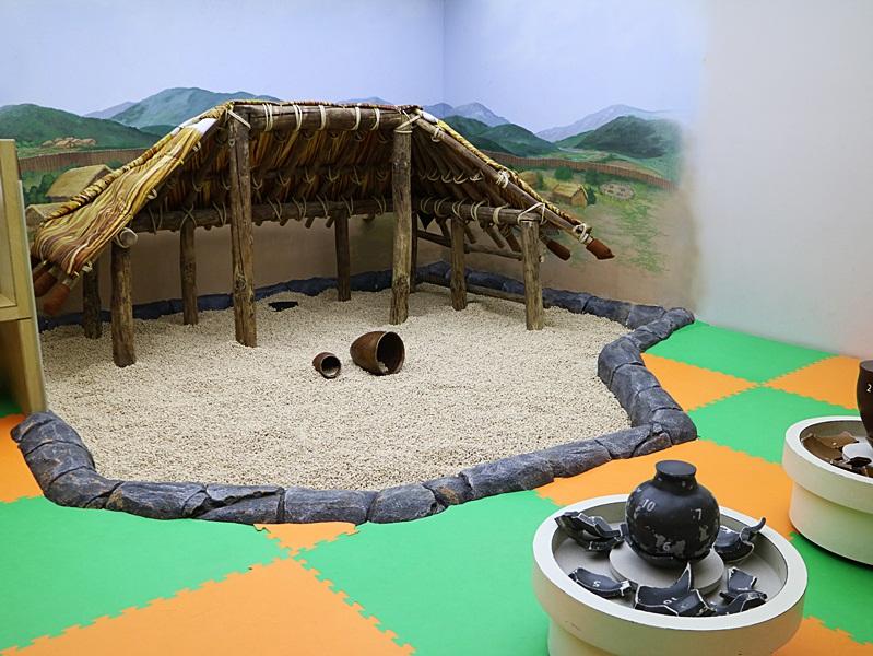 고고학자 체험공간