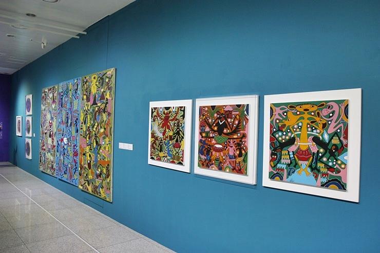 아프리카 미술 작품들
