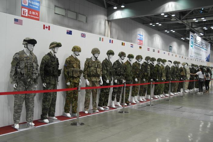 대한민국 방위산업전 2016