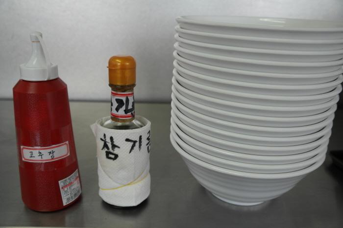 남양주 다산정 한식부페