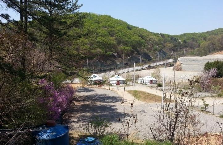 양주 감악산 캠핑장