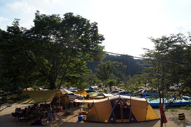 일영무두리캠핑장